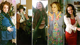 5 Characters, 1 Actress: Tracee Chimo Takes You on Her Wild Heidi Chronicles Ride