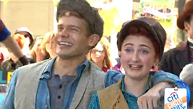 Get the Full Behind the Scenes Experience of Tuck Everlasting on Today Show From Jessica Lee Goldyn