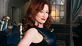 Broadway Replacement Stars That Left Us Stunned: Anastasia Scene-Stealer Vicki Lewis