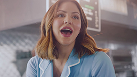 Get a First Look at the New Waitress TV Spot with Katharine McPhee