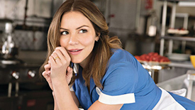 Counting Down Our 8 Favorite Katharine McPhee Smash Tweets Since She Joined Waitress