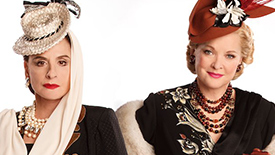 Friday Playlist: The Stage Career of War Paint Stars, Patti LuPone & Christine Ebersole