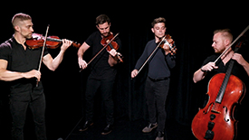 """Broadway Unplugged: Well-Strung Puts an Incredible, Fresh New Spin on  The Little Mermaid's """"Part Of Your World"""""""