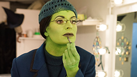 Exclusive Photos! Go Backstage at Broadway's Wicked as the Cast Prepares to Take the Stage at the Gershwin