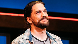 Will Swenson Takes on Seven Questions About Waitress,  Hair, Murder Ballad, & The Greatest Showman