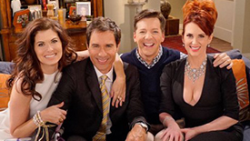 Let Your Favorite Will & Grace Characters Navigate Your BroadwayCon Experience