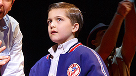 Introduce Yourself(ie): 10 Questions with A Bronx Tale Star Hudson Loverro
