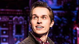 Zach Adkins Looks Back on His 10 Favorite Photos From His Run in Broadway's Anastasia