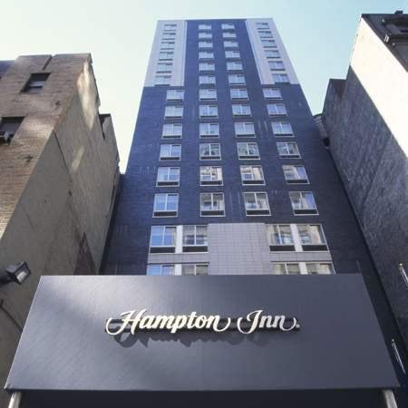Hampton Inn Manhattan - Madison Square Garden Area