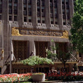 The Waldorf - Astoria