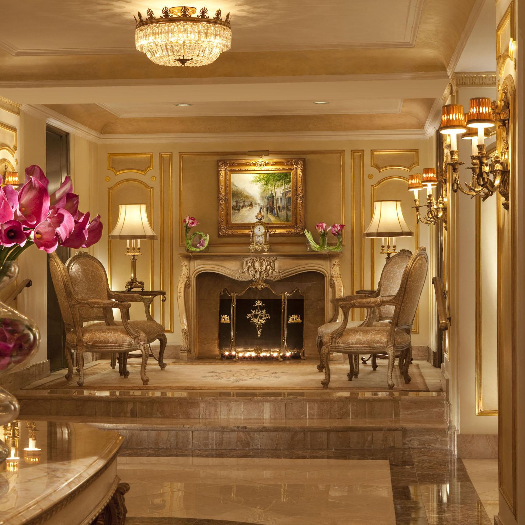 The Waldorf Towers - A Conrad Hotel