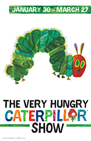The Very Hungry Caterpillar Show Discount Tickets Off