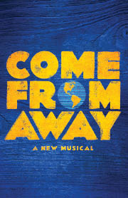 Poster for Come From Away