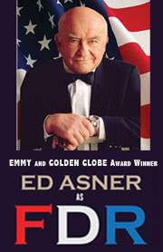 Ed Asner Starring As Fdr Discount Tickets Off Broadway