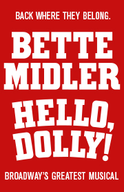 Poster for Hello, Dolly!
