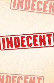 Poster for Indecent