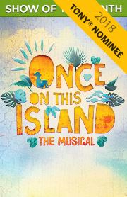 Poster for Once On This Island