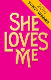 Poster for She Loves Me
