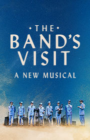 Poster for The Band's Visit