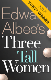 Poster for Three Tall Women