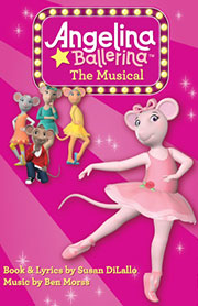 Angelina Ballerina The Musical Discount Tickets Off