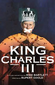 Poster for King Charles III
