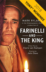 Poster for Farinelli And The King