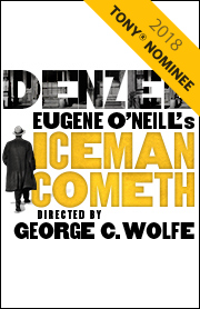 Poster for The Iceman Cometh