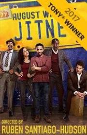 Poster for Jitney