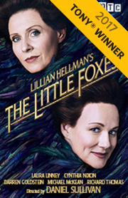 Poster for The Little Foxes