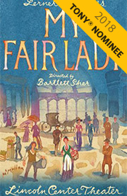 Poster for My Fair Lady