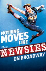Newsies Reviews Broadway Nederlander Theatre New York Ny
