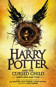 Poster for Harry Potter and the Cursed Child