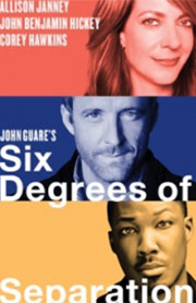 Poster for Six Degrees Of Separation