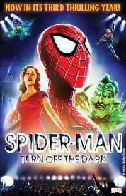 Spider Man Turn Off The Dark Tickets Reviews Broadway