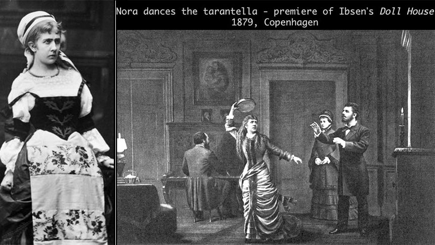 tarantella dance a dolls house