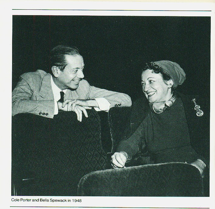 Bella Spewack Won The Very First Tony Award In This Category With Husband Samuel For Kiss Me Kate 1949