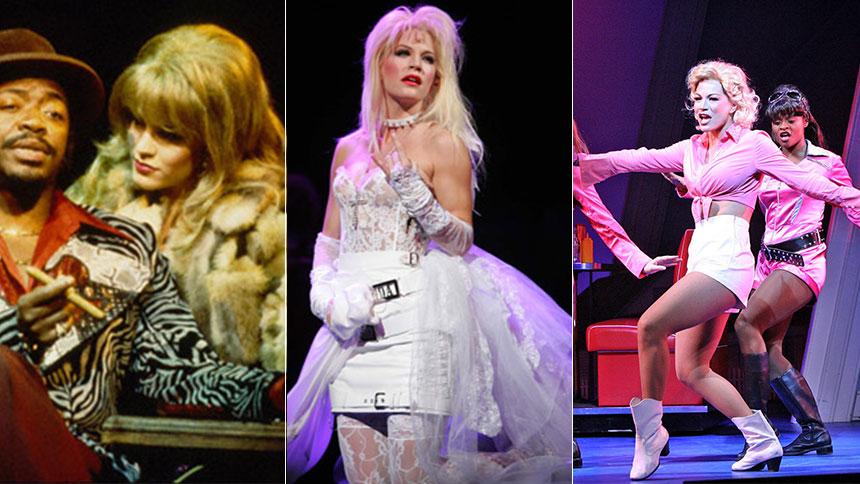 Go In The Closet With Mamma Mias Felicia Finley Her Fabulous