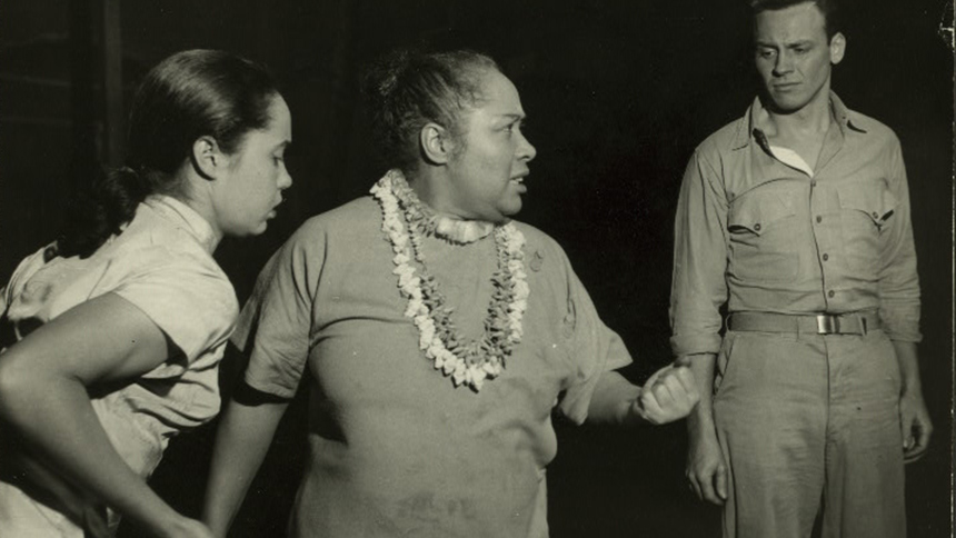Juanita Hall Tony Award South Pacific
