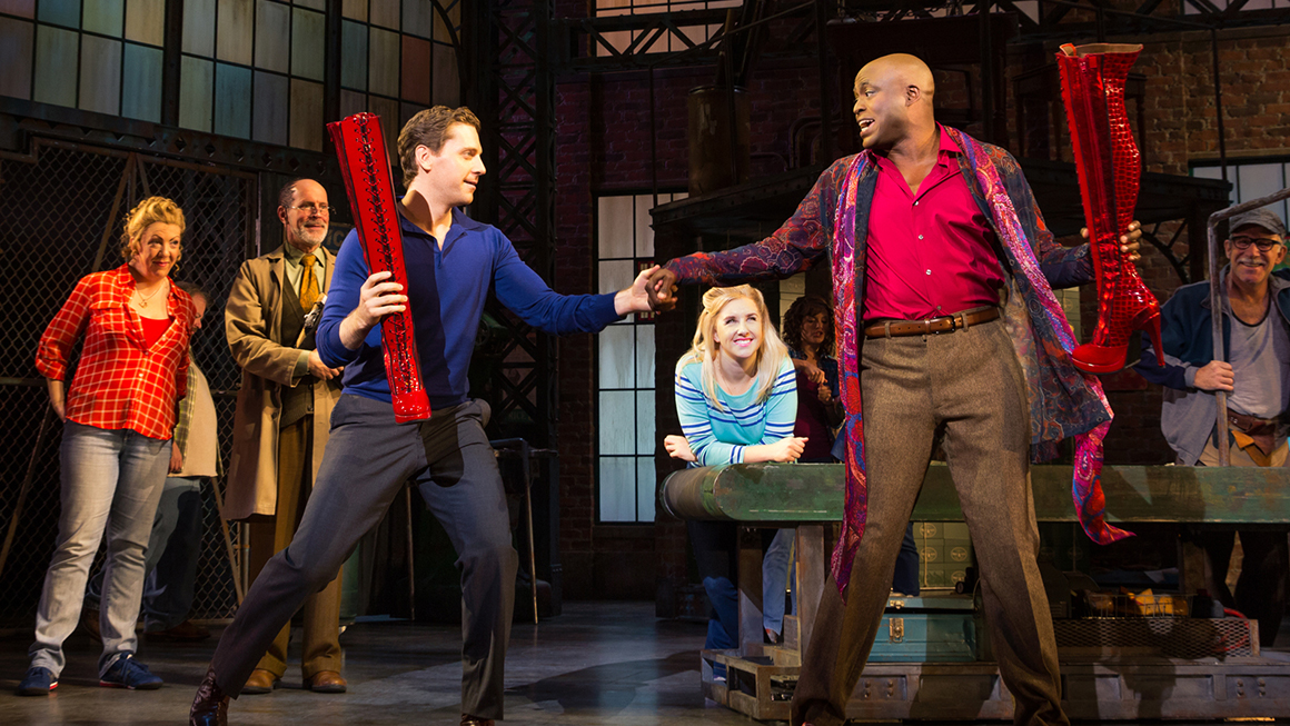 Buy Kinky Boots (NY) tickets from the official thinking-sometimes.ml site. Find Kinky Boots (NY) schedule, reviews and photos/5.