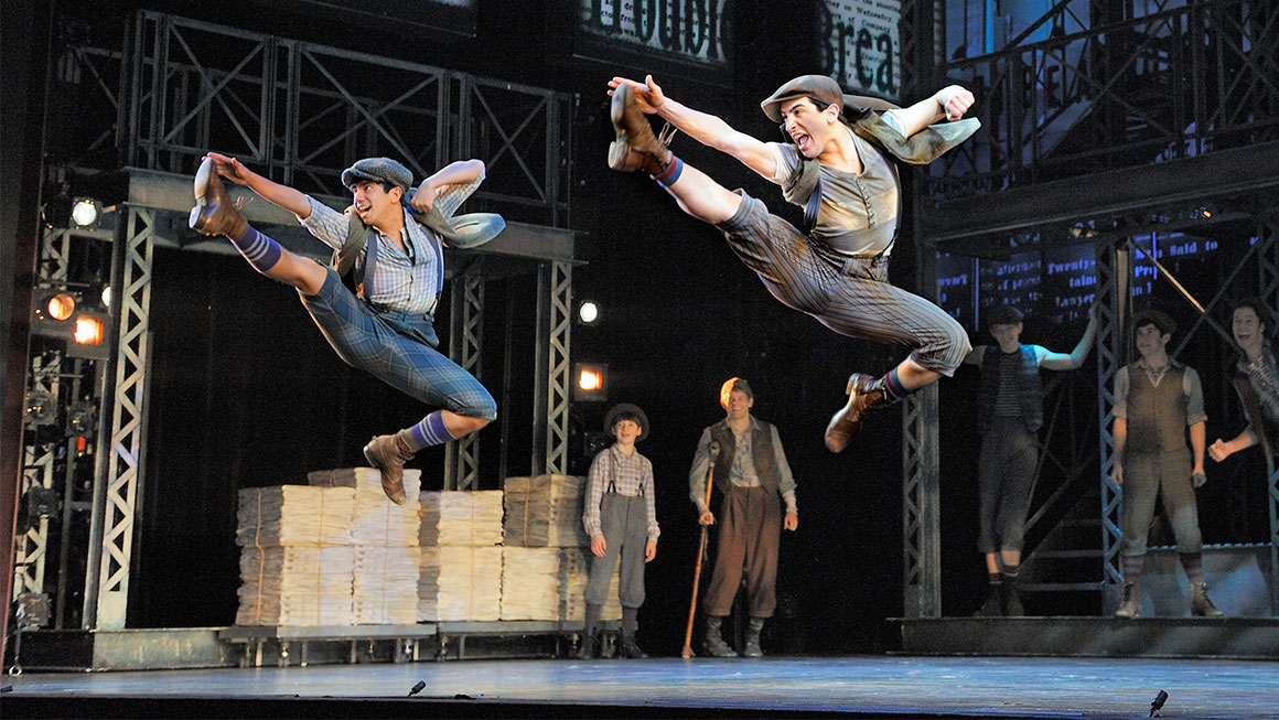 Newsies On Broadway Discount Tickets For Newsies