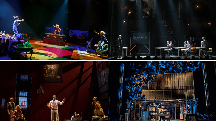 Making it happen: four questions with junks tony nominated lighting