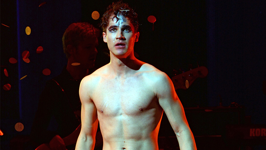 DarrenIsHedwig - Reviews and Comments from the Media (and from members of the media) about Darren in Hedwig and the Angry Inch on Broadway Tommy