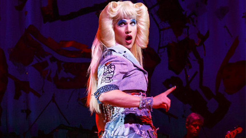 DarrenIsHedwig - Reviews and Comments from the Media (and from members of the media) about Darren in Hedwig and the Angry Inch on Broadway Audience_2