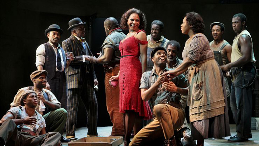 Audra - Porgy and Bess- Diane Paulus