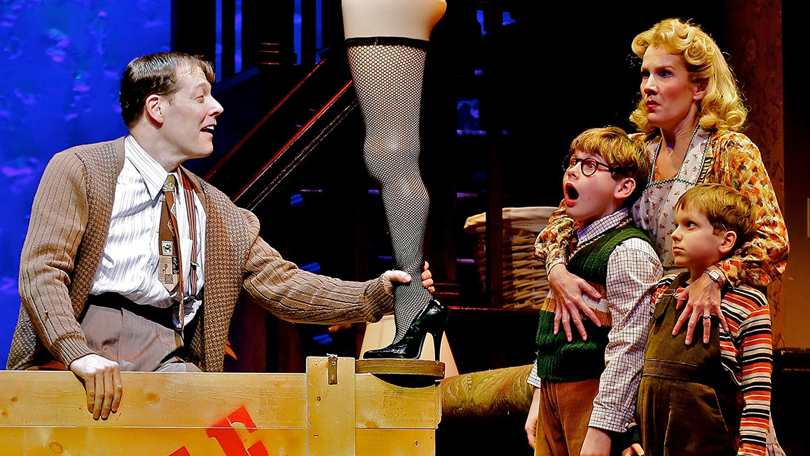a christmas story  the musical discount tickets