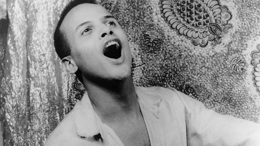 Harry Belafonte Tony Award