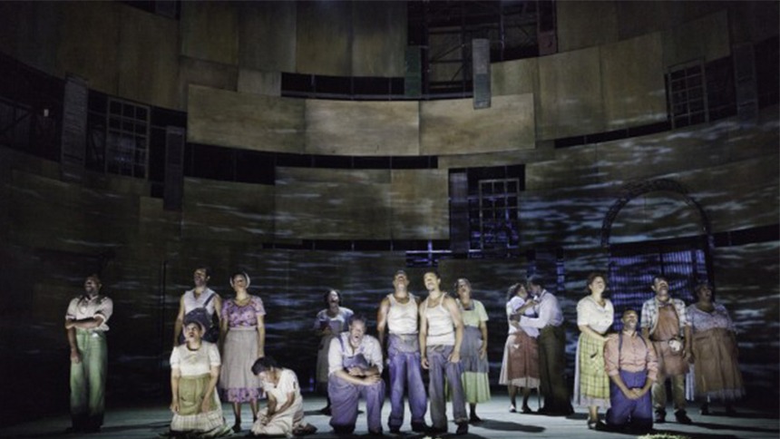 Porgy and Bess- Broadway- Diane Paulus