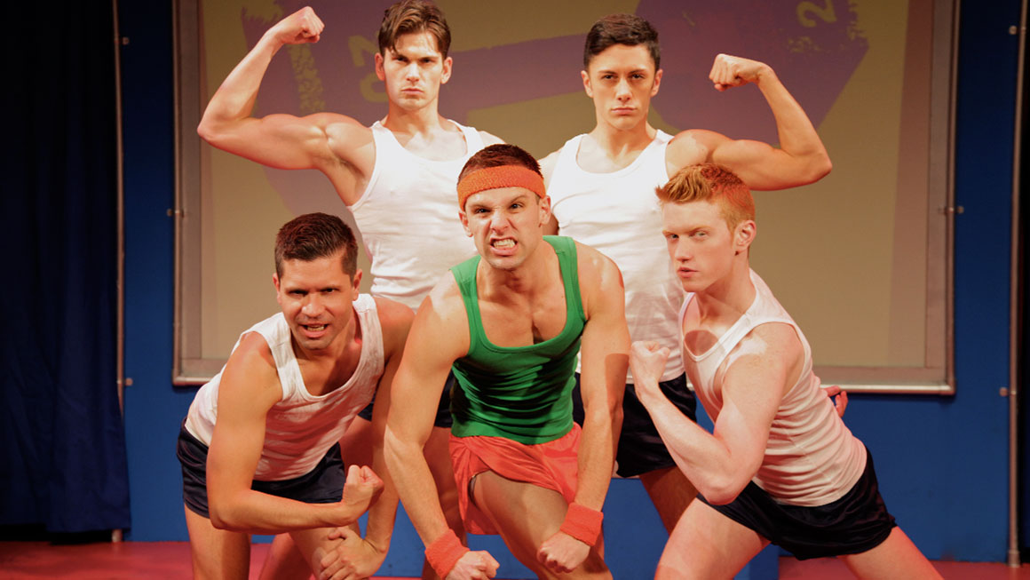 Naked Boys Singing Discount Tickets - Off Broadway  Save -7943