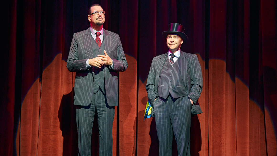 Penn and Teller Half Price Shows, Buy 50% Off Tickets days in advance, #1 Source for Penn and Teller Discount Tickets 50% OFF EVERYDAY, 50% off tickets worldwide, show discounts event discounts cheap tickets.